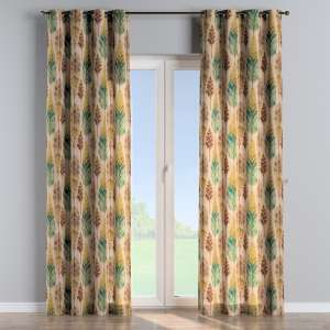 Eyelet curtains 130 x 260 cm (51 x 102 inch) in collection Urban Jungle, fabric: 141-60