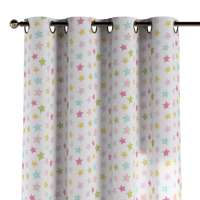 Eyelet curtains