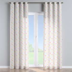 Eyelet curtains 130 x 260 cm (51 x 102 inch) in collection Little World, fabric: 141-52