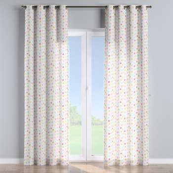 Eyelet curtains in collection Little World, fabric: 141-52