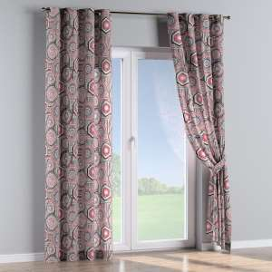 Eyelet curtains 130 x 260 cm (51 x 102 inch) in collection New Art, fabric: 141-54