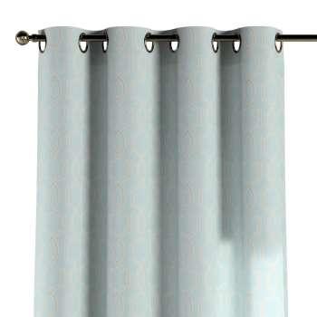 Gardin med öljetter 1 längd 130 × 260 cm i kollektionen Comics , Tyg: 141-24