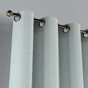 Eyelet curtains 130 x 260 cm (51 x 102 inch) in collection Comic Book & Geo Prints, fabric: 141-24