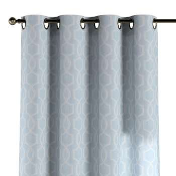 Eyelet curtains 130 x 260 cm (51 x 102 inch) in collection Comic Book & Geo Prints, fabric: 141-25