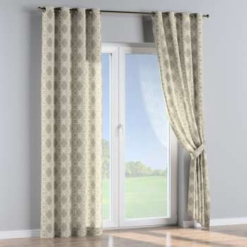Eyelet curtains in collection Comics/Geometrical, fabric: 141-56