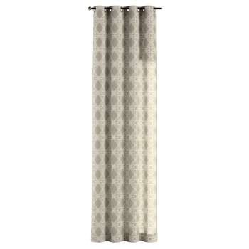 Eyelet curtains 130 x 260 cm (51 x 102 inch) in collection Comic Book & Geo Prints, fabric: 141-56