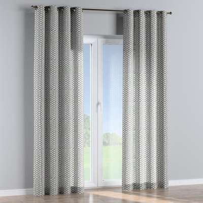 Eyelet curtains in collection Comics/Geometrical, fabric: 141-21