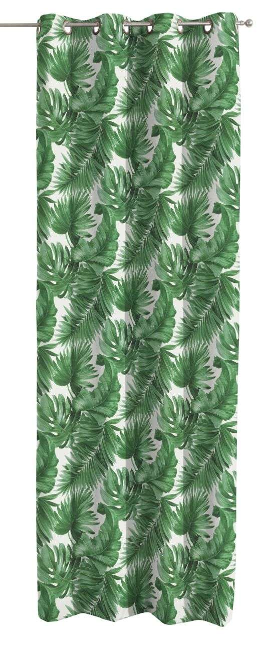 Eyelet curtains in collection Urban Jungle, fabric: 141-71
