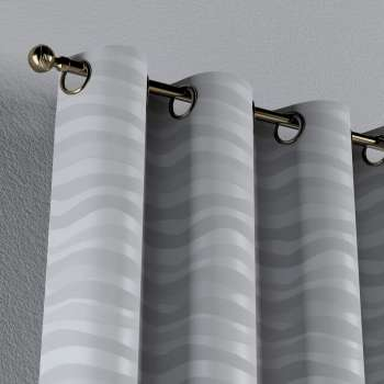 Eyelet curtains 130 x 260 cm (51 x 102 inch) in collection Damasco, fabric: 141-72
