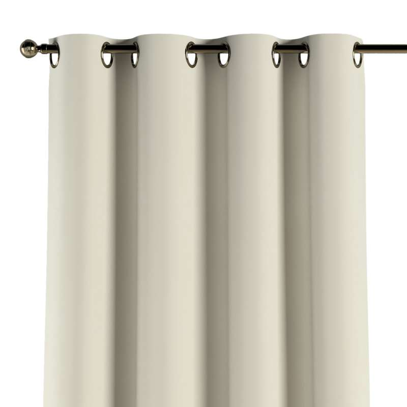 Eyelet curtain in collection Velvet, fabric: 704-10