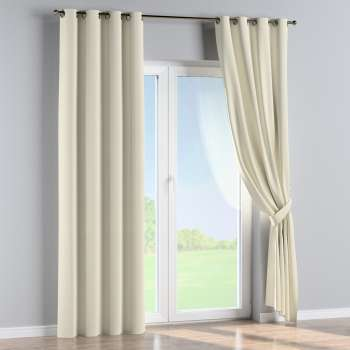 Eyelet curtains in collection Velvet, fabric: 704-10
