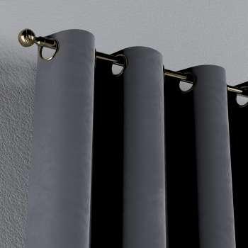 Gardin med maljer 1 stk. fra kolleksjonen Velvet, Stoffets bredde: 704-12