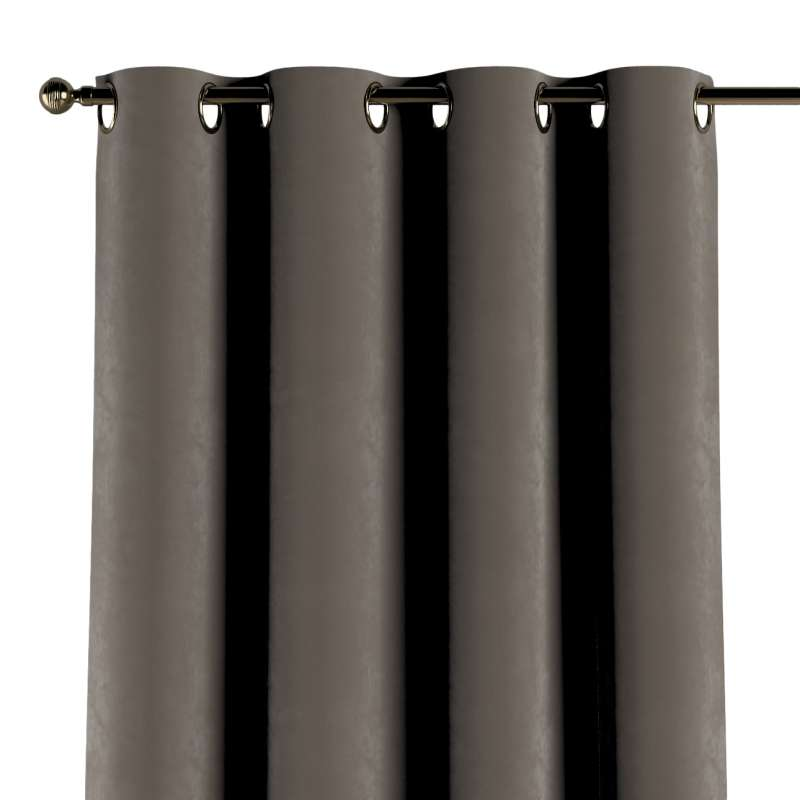 Gardin med øskner 1 stk. fra kollektionen Velvet, Stof: 704-19