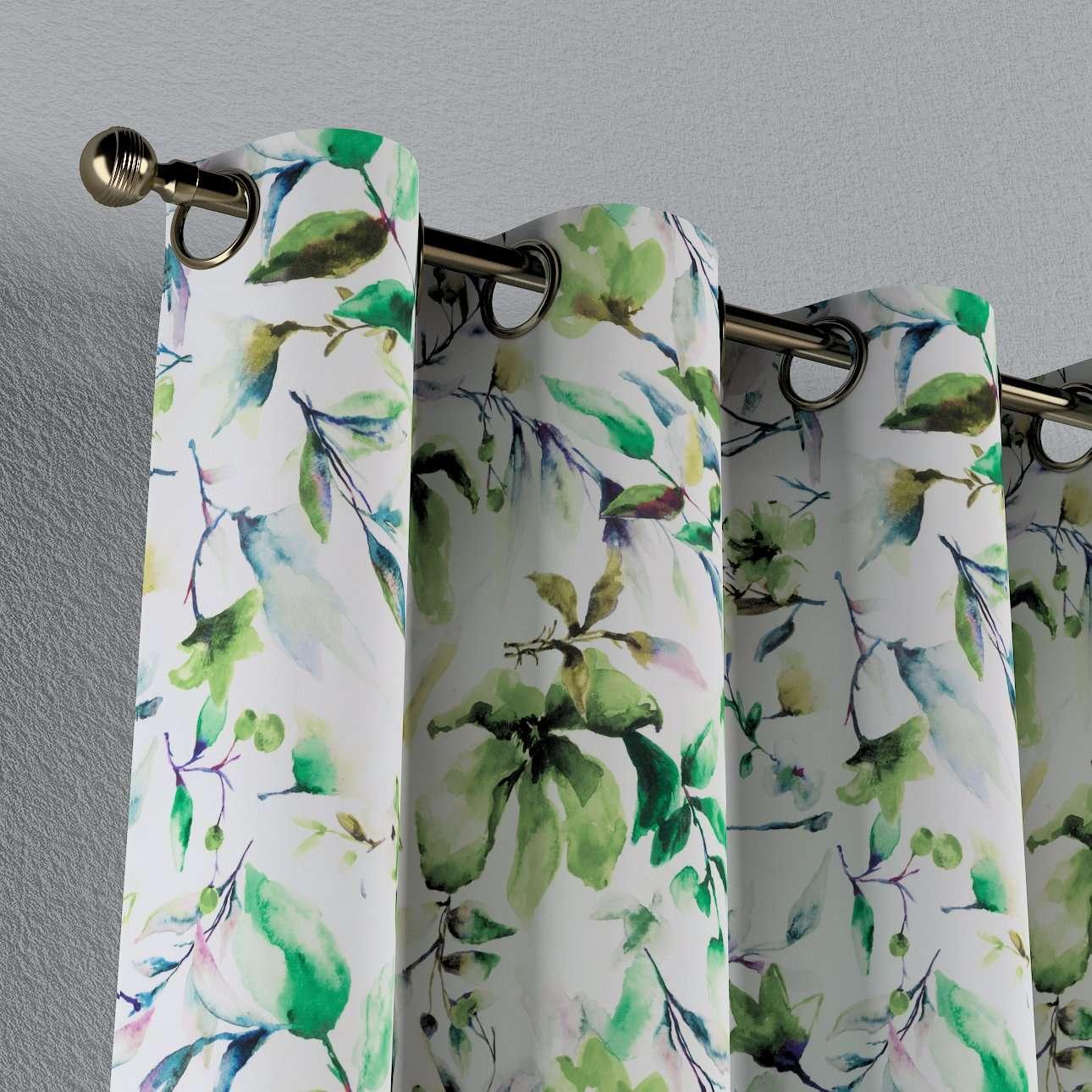 Záves s kolieskami V kolekcii Velvet, tkanina: 704-20