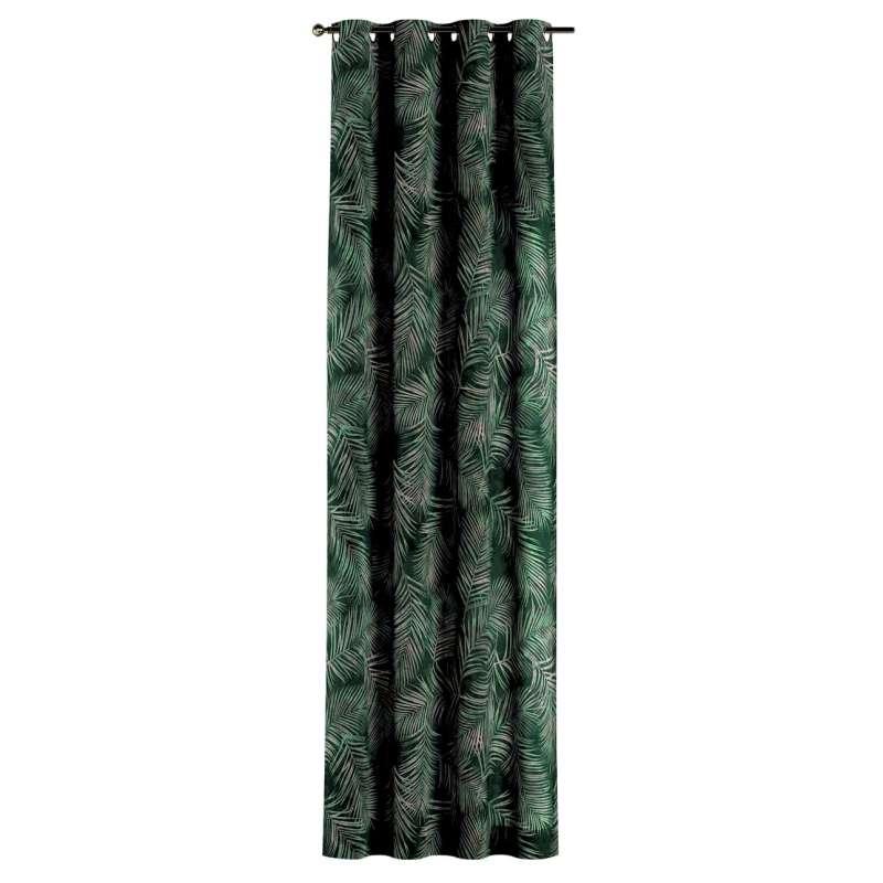Záves s kolieskami V kolekcii Velvet, tkanina: 704-21