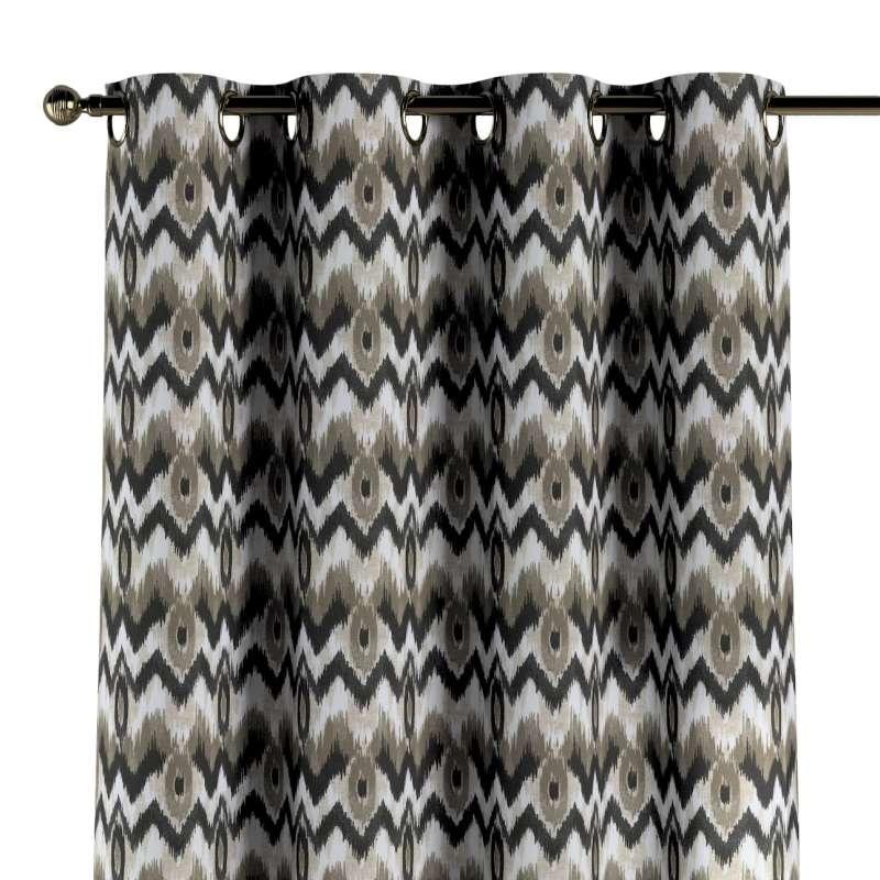 Gardin med øskner 1 stk. fra kollektionen Modern, Stof: 141-88