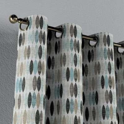 Zasłona na kółkach 1 szt. w kolekcji Modern, tkanina: 141-91