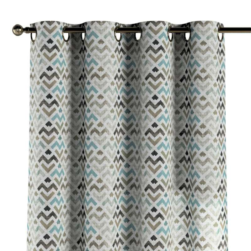 Gardin med maljer 1 stk. fra kolleksjonen Modern, Stoffets bredde: 141-93