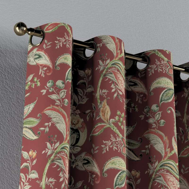 Eyelet curtain in collection Gardenia, fabric: 142-12