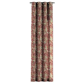 Eyelet curtains in collection Gardenia, fabric: 142-12