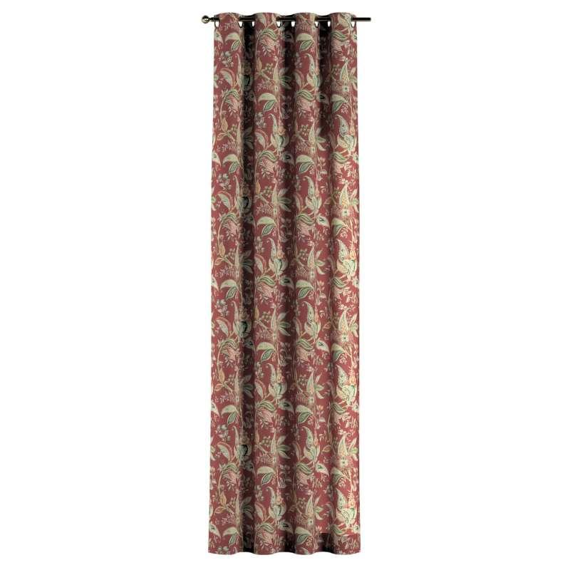 Záves s kolieskami V kolekcii Gardenia, tkanina: 142-12