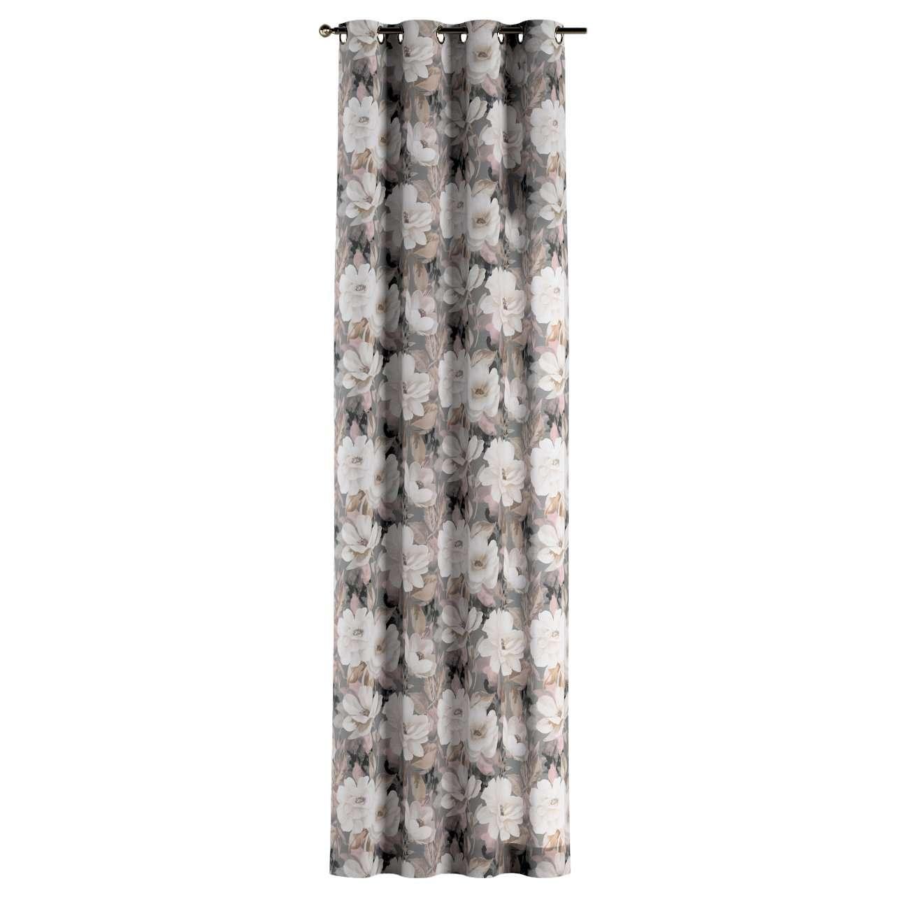 Záves s kolieskami V kolekcii Gardenia, tkanina: 142-13
