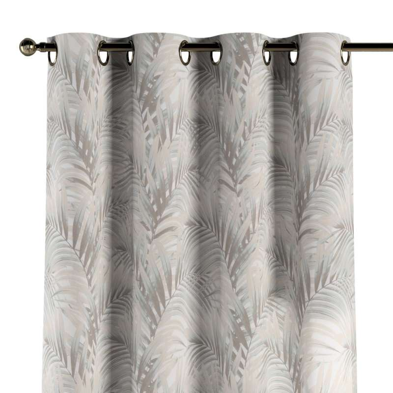 Eyelet curtain in collection Gardenia, fabric: 142-14