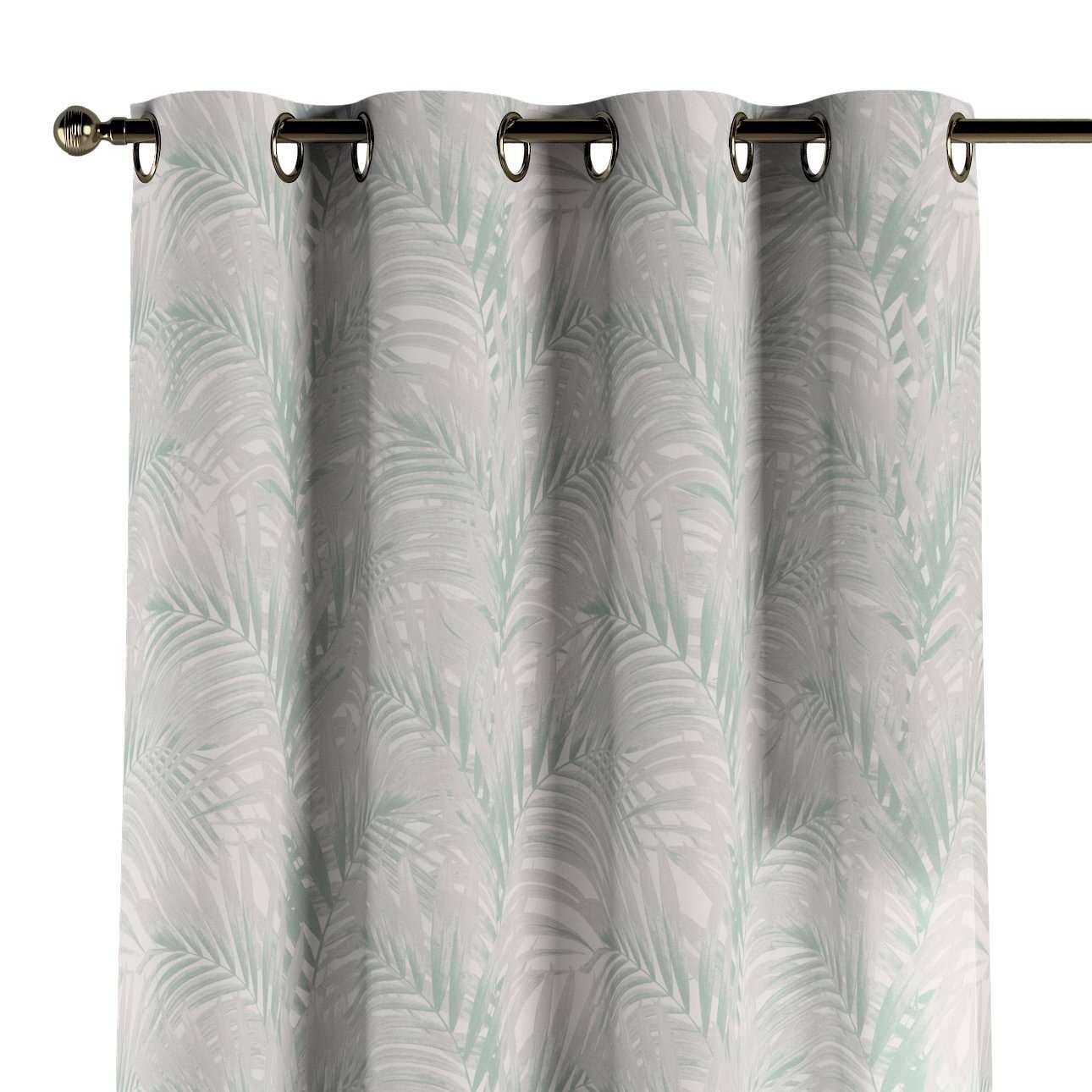 Zasłona na kółkach 1 szt. w kolekcji Gardenia, tkanina: 142-15
