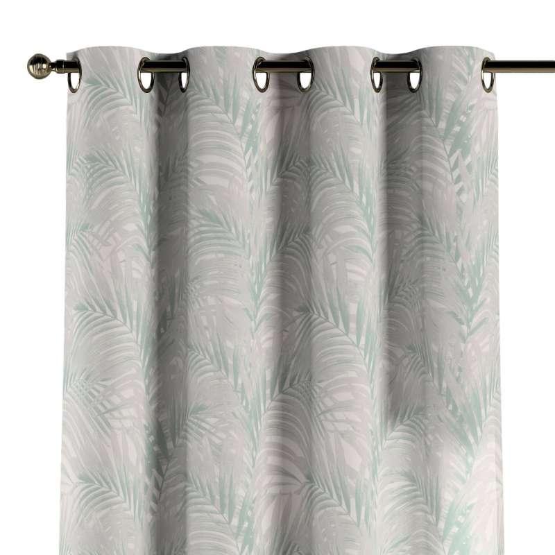 Záves s kolieskami V kolekcii Gardenia, tkanina: 142-15