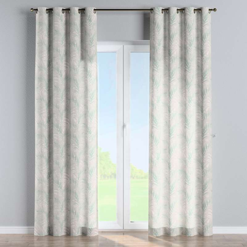 Eyelet curtain in collection Gardenia, fabric: 142-15