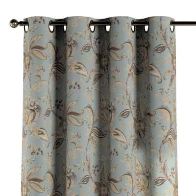 Záves s kolieskami V kolekcii Gardenia, tkanina: 142-18