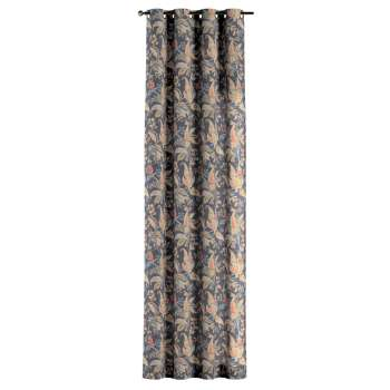 Zasłona na kółkach 1 szt. w kolekcji Gardenia, tkanina: 142-19