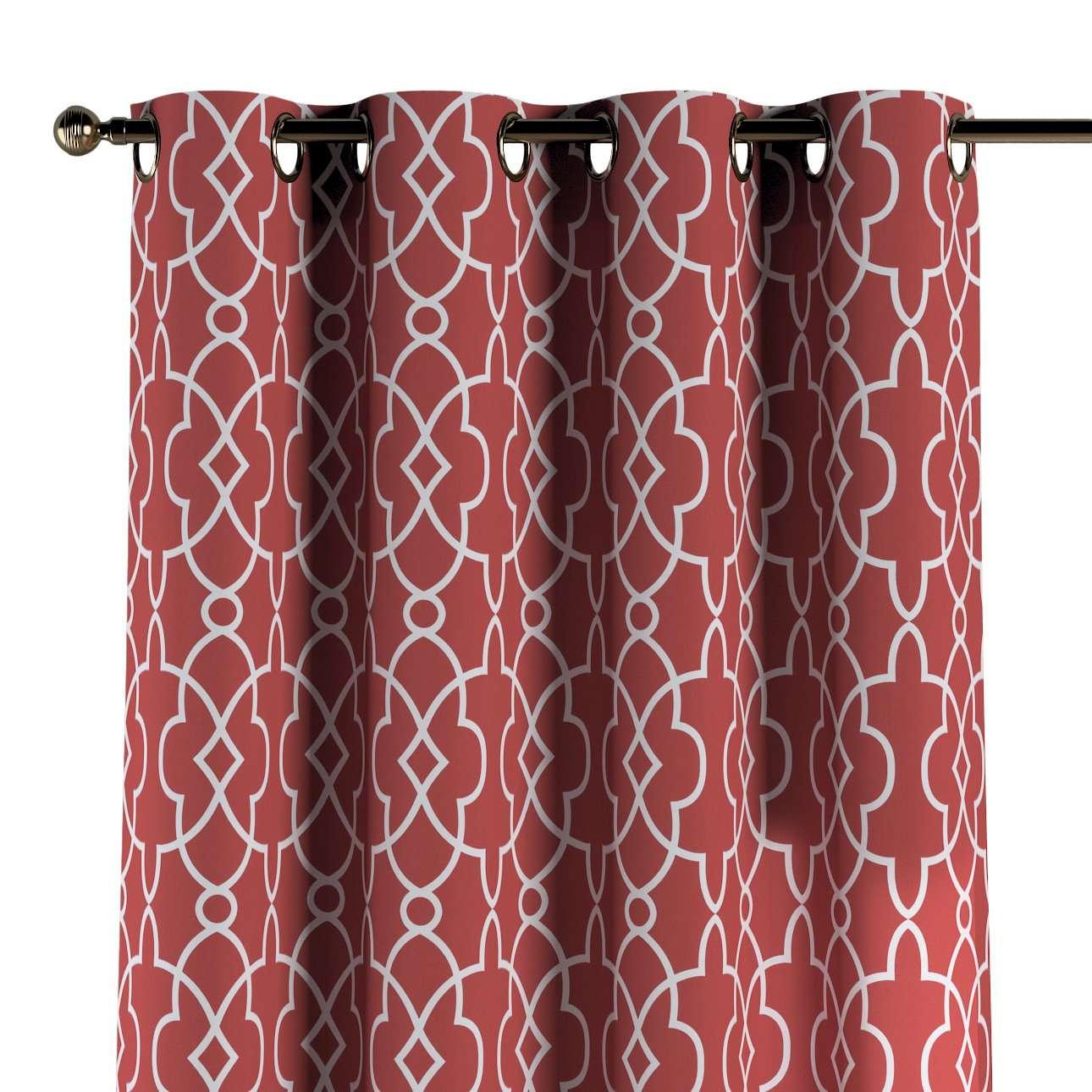 Záves s kolieskami V kolekcii Gardenia, tkanina: 142-21
