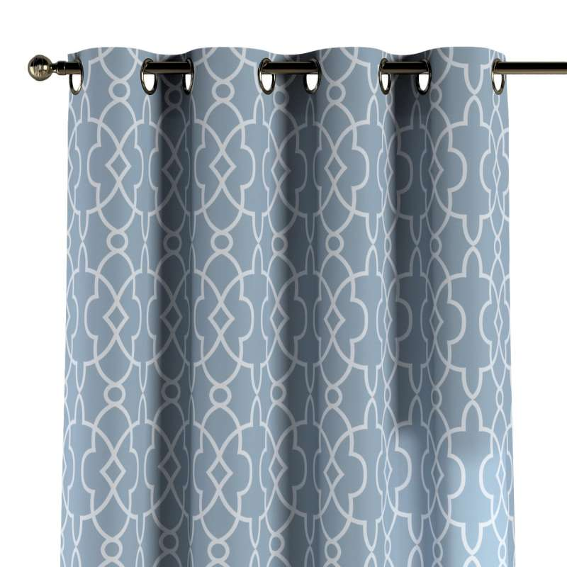 Eyelet curtain in collection Gardenia, fabric: 142-22