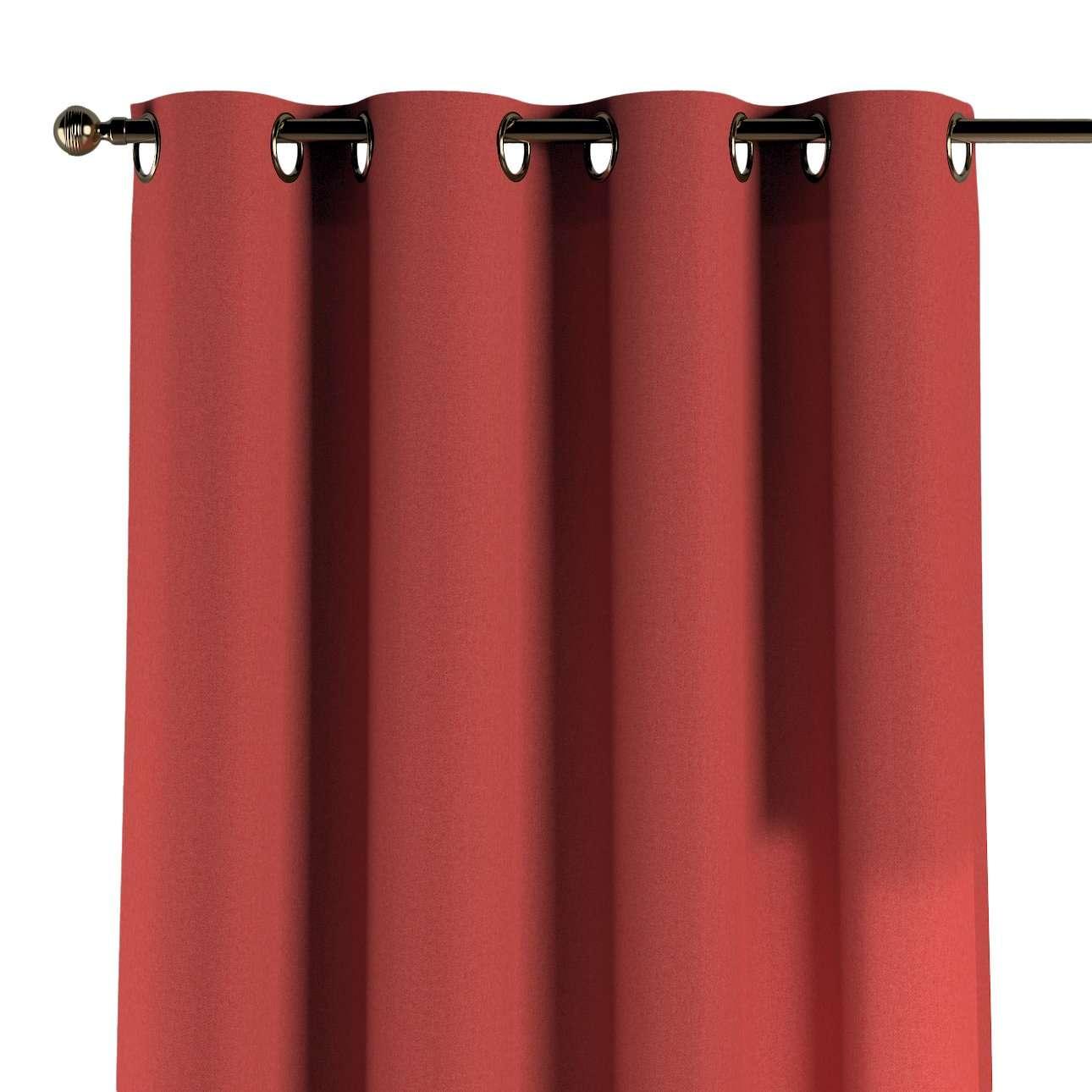 Gardin med maljer 1 stk. fra kolleksjonen Wooly, Stoffets bredde: 142-33