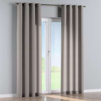 Eyelet curtains in collection Woolly, fabric: 142-36