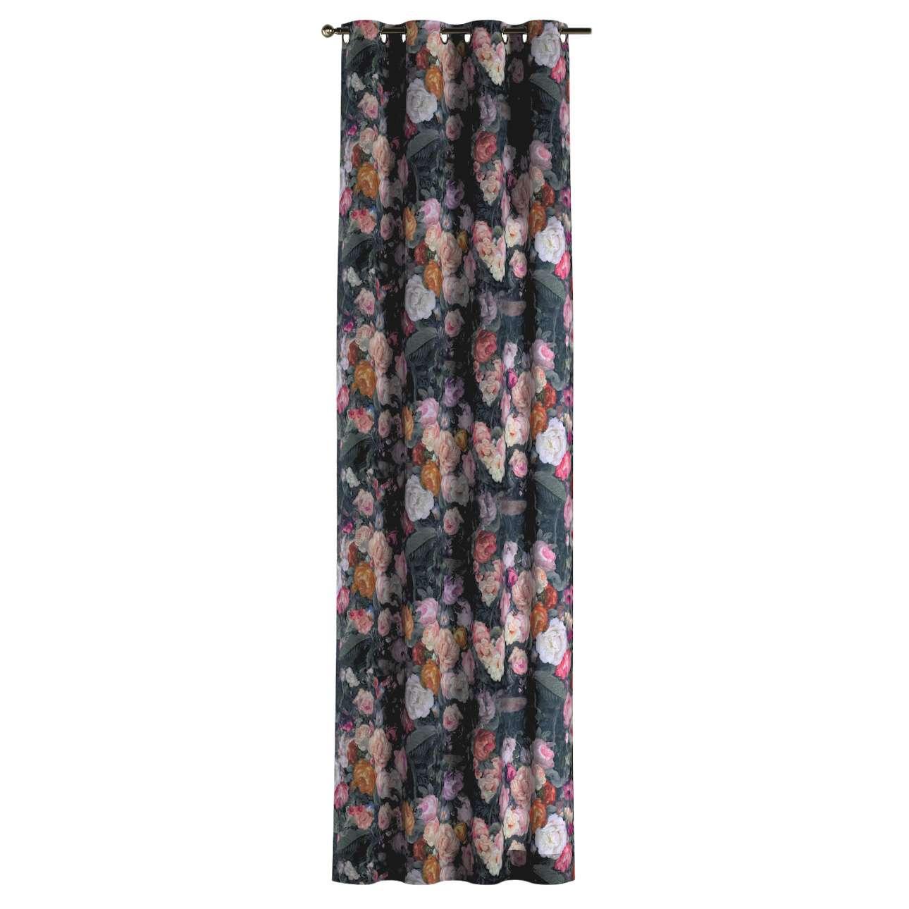 Záves s kolieskami V kolekcii Gardenia, tkanina: 161-02