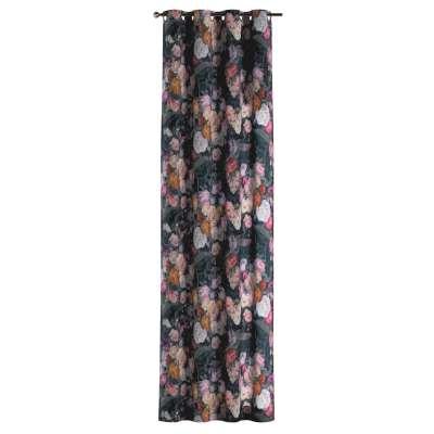 Zasłona na kółkach 1 szt. w kolekcji Gardenia, tkanina: 161-02