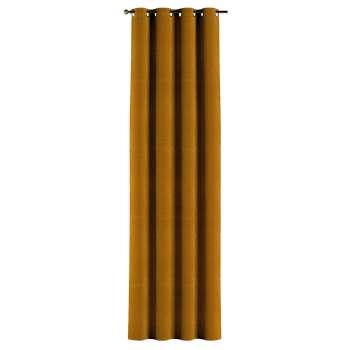 Gardin med maljer 1 stk. fra kolleksjonen Velvet, Stoffets bredde: 704-23