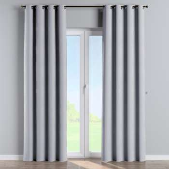 Eyelet curtains in collection Velvet, fabric: 704-24