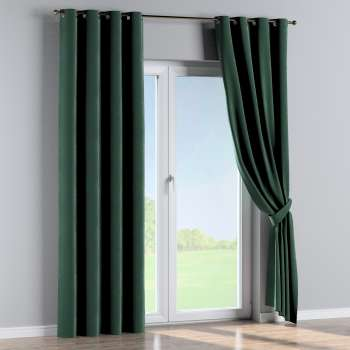 Eyelet curtains in collection Velvet, fabric: 704-25