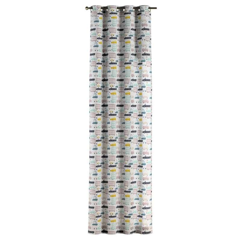 Žiedinio klostavimo užuolaidos 1 vnt. kolekcijoje Magic Collection, audinys: 500-02