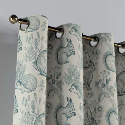 Eyelet curtains in collection Magic Collection, fabric: 500-04