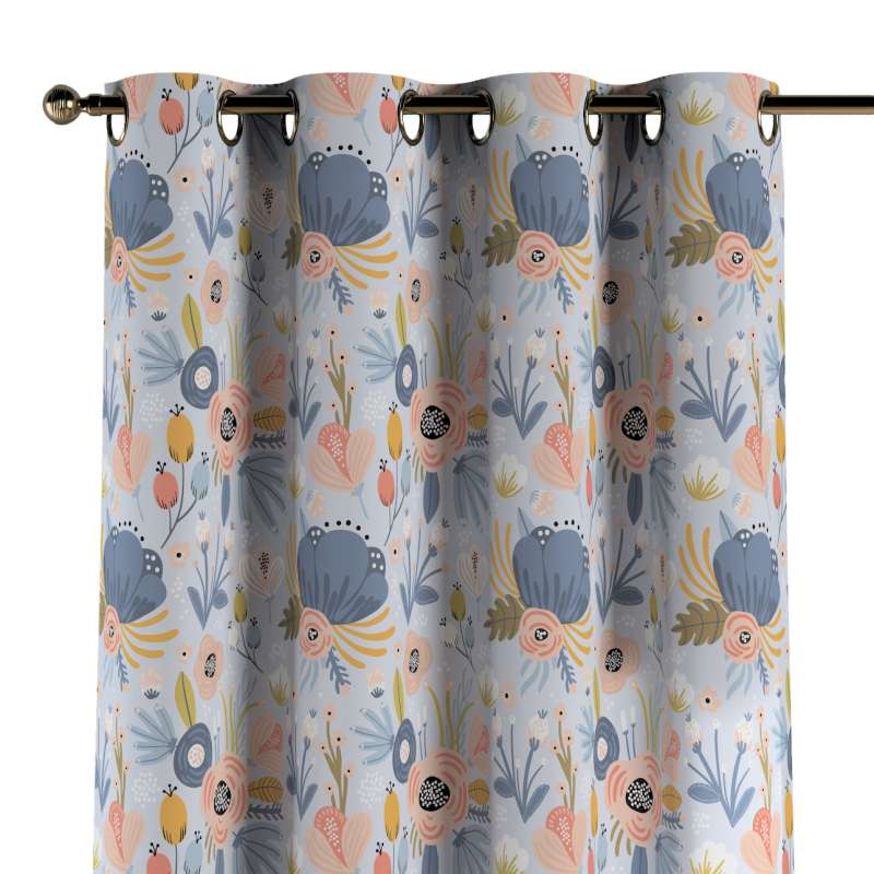 Eyelet curtains in collection Magic Collection, fabric: 500-05