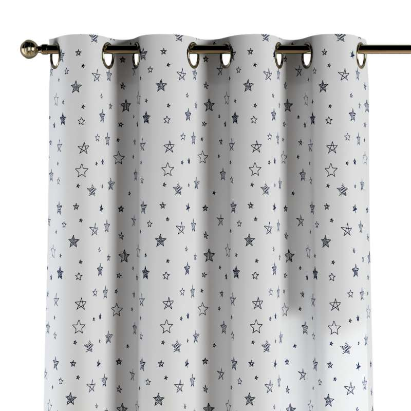 Eyelet curtains in collection Magic Collection, fabric: 500-08