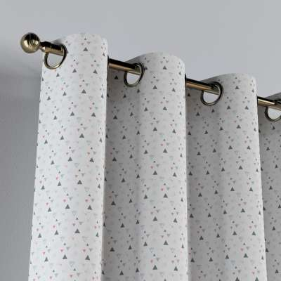 Eyelet curtains in collection Magic Collection, fabric: 500-22