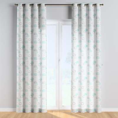 Eyelet curtains in collection Magic Collection, fabric: 500-14