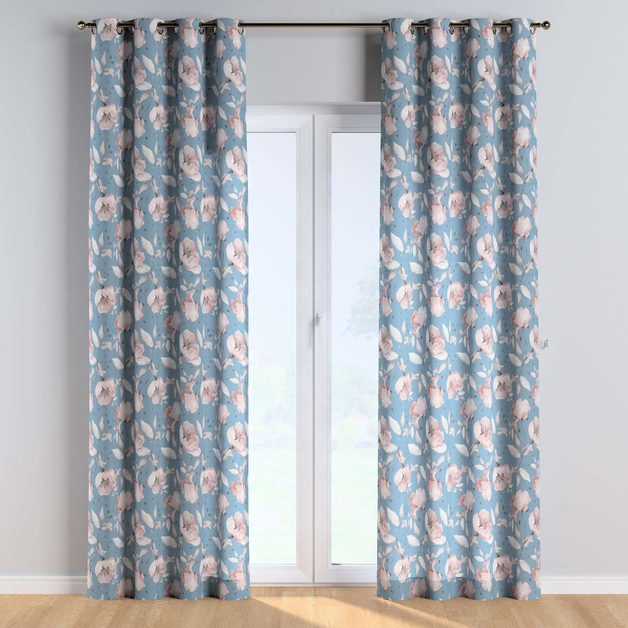 Eyelet curtains in collection Magic Collection, fabric: 500-18