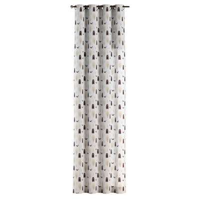 Eyelet curtains in collection Magic Collection, fabric: 500-19