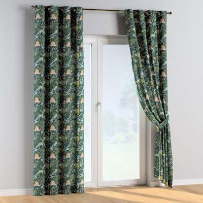 Eyelet curtains in collection Magic Collection, fabric: 500-20